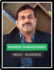 Mahesh Ramaswamy